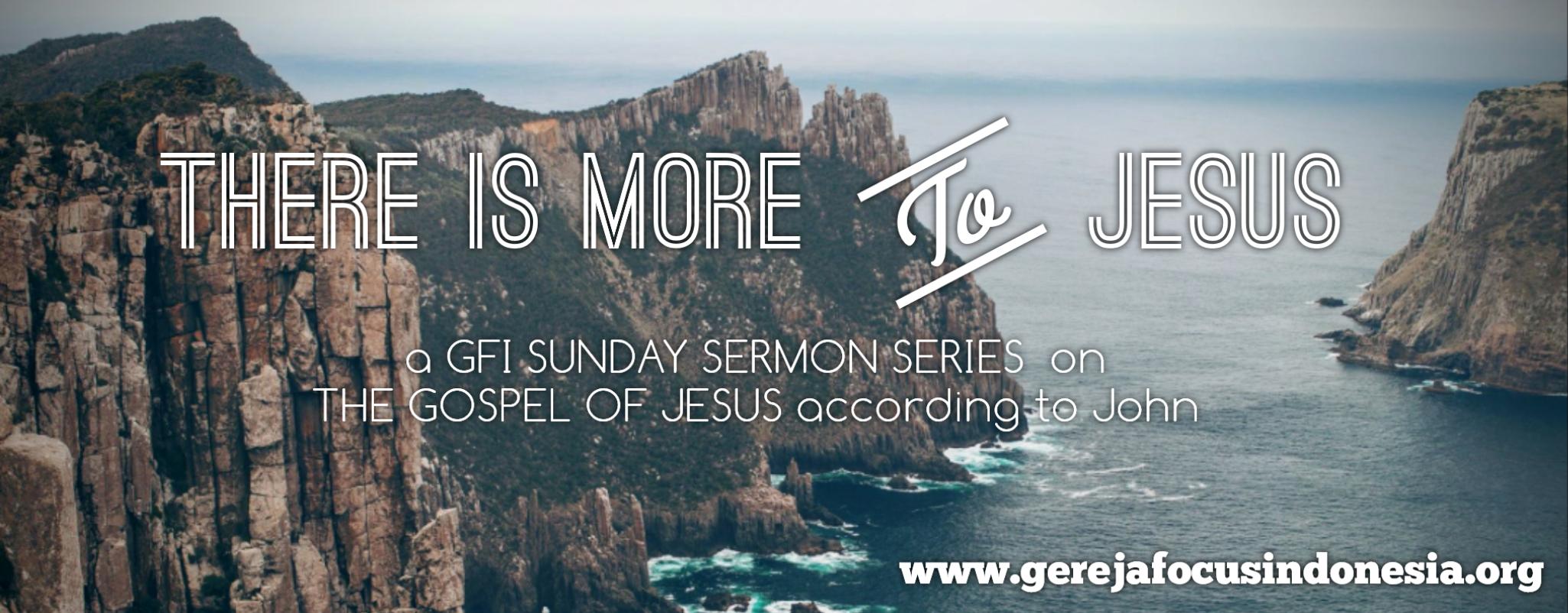 More to Jesus (landscape)